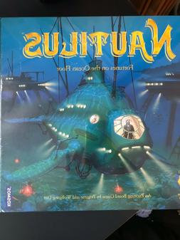 Nautilus: Fortunes on the Ocean Floor Mayfair Board Game New