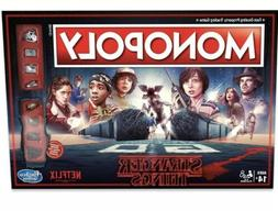 Netflix Series Stranger Things Monopoly Game Collectible