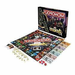 Hasbro NEW * Avengers : Endgame Monopoly * Board Game Marvel