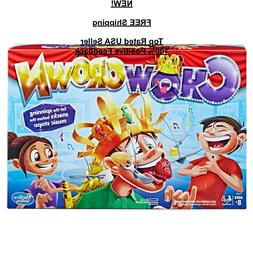 NEW - Hasbro Chow Crown Game Kids Family Electronic Spinn