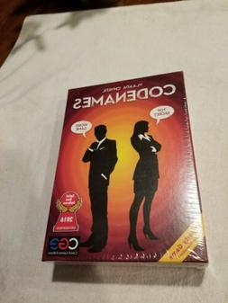 NEW Codenames  - Czech Games Edition new sealed
