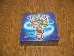 new factory sealed NAQ board game family game trivia type ga