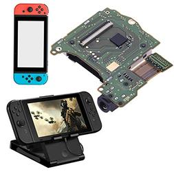 New Game Card Slot with Headset Earphone Socket Motherboard
