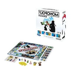 New! Hasbro - Gamer Collectors Edition Monopoly - Collector'