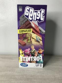 New Jenga: Fortnite Edition Game