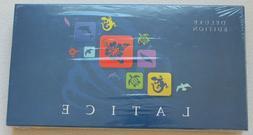 NEW Latice Board Game Deluxe Edition Adacio
