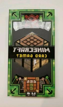 NEW~Minecraft The Card Game? Mattel Tile Board Game ~ Excell
