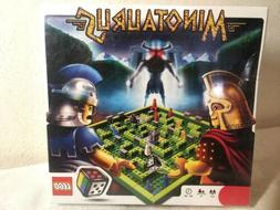NEW Lego MINOTAURUS Board Game 3841 211 12 Microfigures Lego