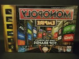 NEW! Monopoly EMPIRE EDITION Board Game  Day Priority Shippi