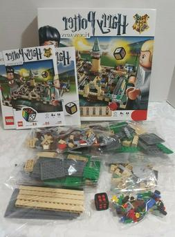 NEW OPEN BOX LEGO 3862 Harry Potter Hogwarts Castle Game CON