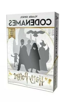 New Sealed Harry Potter Codenames - Czech Games Card Board G