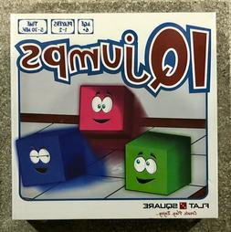 NEW SEALED IQ Jumps Puzzle Board Game -Improves Logic and Sp