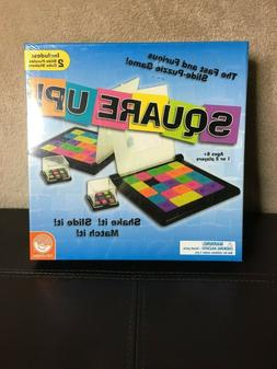 NEW SEALED Square Up! MindWare Board Game Fast & Furious Sli