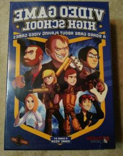 New Sealed Video Game High School Board Game Plaid Hat Games