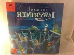 NEW The Magic Labyrinth Puzzle Board Game by Dirk Baumann NI