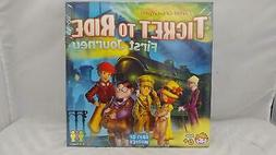 New Ticket to Ride First Journey Days Of Wonder Board Game