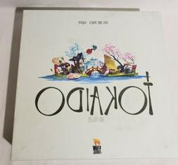 NEW Tokaido Board Game Out of Print Edition Funforge 2014