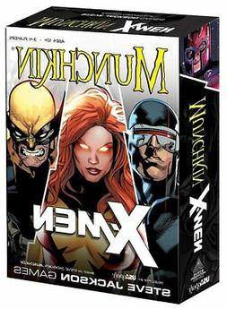 New X-Men XMen Munchkin Card Game Marvel Jackson Child Kid B