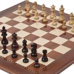 Bello Games New York, Inc. Rosewood Staunton Jr, Chessmen &