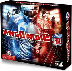 NFL Showdown Board Game. All 32 NFL Teams. New Sealed Family