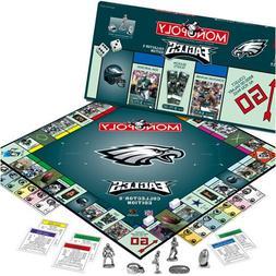 Philadelphia Eagles NFL Team Collectors Edition Monopoly