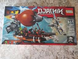 LEGO Ninjago Raid Zeppelin 70603. NISB. Boxes in great condi