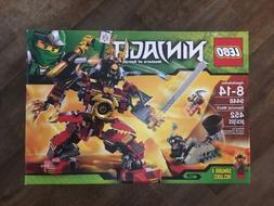 LEGO Ninjago Samurai Mech Set 9448  New in Sealed Box