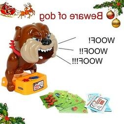 SGILE Novelty Gag Robot Toy, Beware of Barking Dog Prank Toy