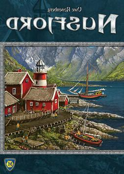 Nusfjord board game by Uwe Rosenberg Looking Glass Games/May
