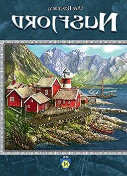 Mayfair Games Nusfjord Game Board