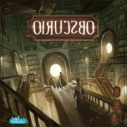 Obscurio Board Game Factory Sealed Brand New NIB Asmodee Edi