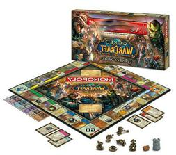 Monopoly of World WarCraft Collector's Edition Board Game,Fr