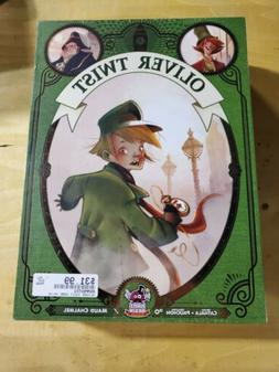 Oliver Twist Board Game by Asmodee Editions ASMPBOT01 2-4 pl