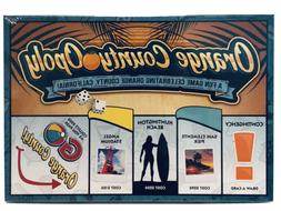 Orange County Opoly Monopoly Type Board Game Angel's Basebal