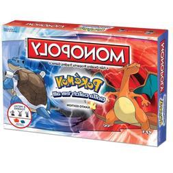 Original board game-Monopoly - Pokemon Kanto Edition