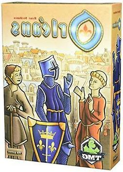 Orleans, by Tasty Minstrel Games, PartNo 2006, Board Game. S
