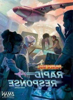 Pandemic Rapid Response - Z-Man Games