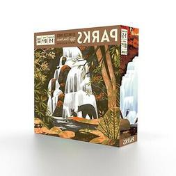 Parks Board Game Keymaster Games Fifty-Nine Parks National F