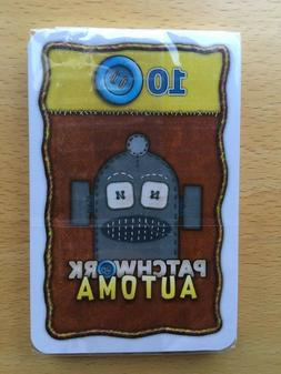 Patchwork Automa Solo Board Game Variant. Brand New In Shrin