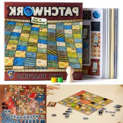 patchwork board game for two players funny