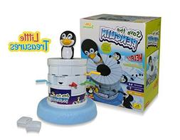 Little Treasures Penguin Ice Game, Fun Challenging Kids Game