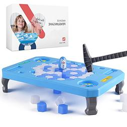 Penguin Trap Game, BRAiTOR Save The Penguin On Ice Blocks P