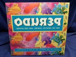 Perudo Dice Board Game University Games 1994 NEW! Q7