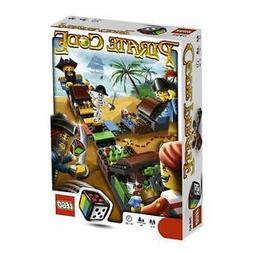 Lego Pirate Code Board Game  Factory Sealed, Brand New