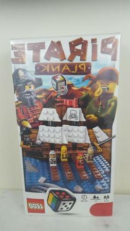 LEGO Pirate Plank Board Game 3848 BRAND NEW Legos Dice Micro