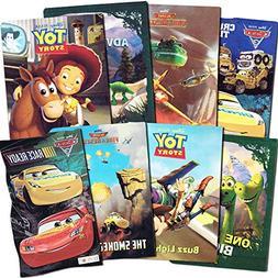 Disney Pixar Board Books Super Set for Toddlers Kids - Set o