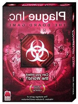 Plague Inc. The Board Game New