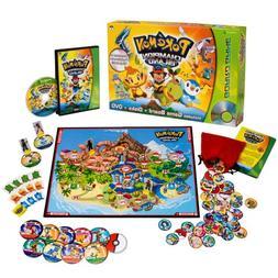 Pokemon153;  Champion Island DVD Board Game