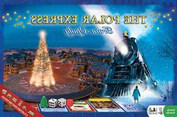 The Polar Express - Train-opoly - Monopoly Board Game