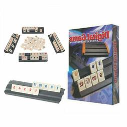 Portable Digital Board Game Israel Mahjong Rummikub 106 Tile